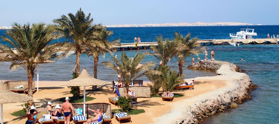 Egypte Hurghada Hôtel DESERT ROSE