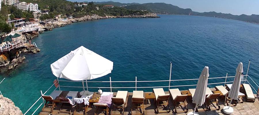 Méditerranée Turquie Hôtel