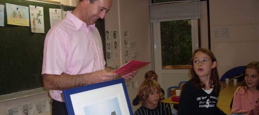 Pascal Lecocq carrière avec les enfants