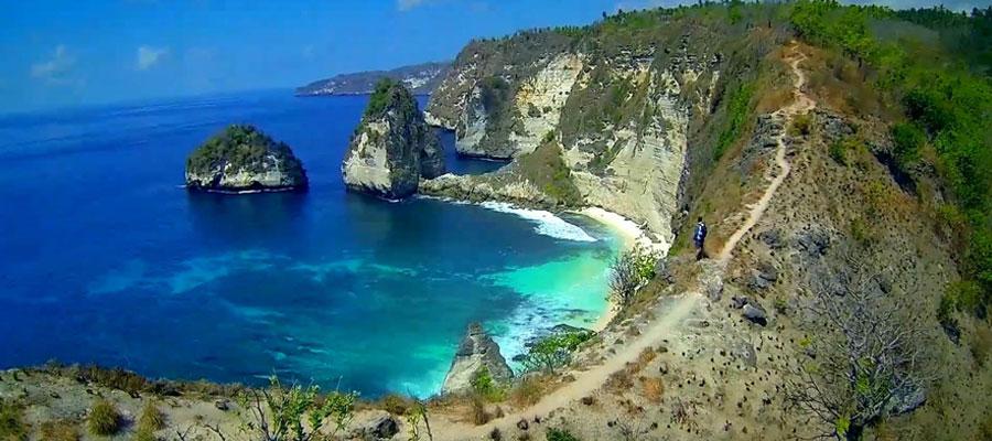 Nusa Penida large de Bali