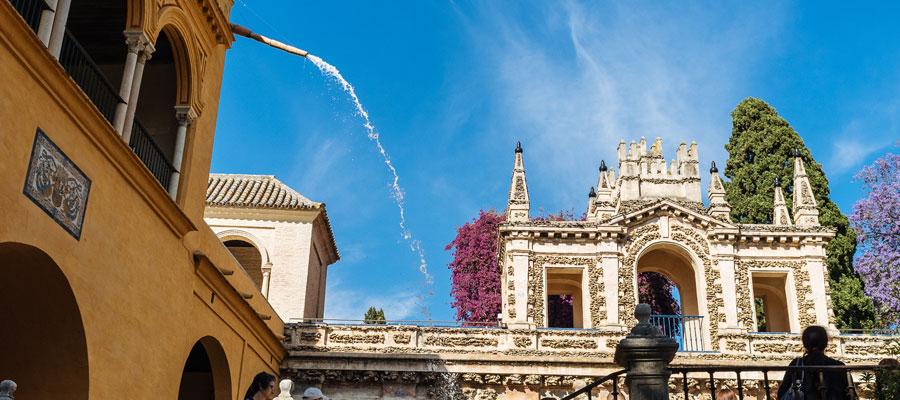 Séville : l'Andalousie