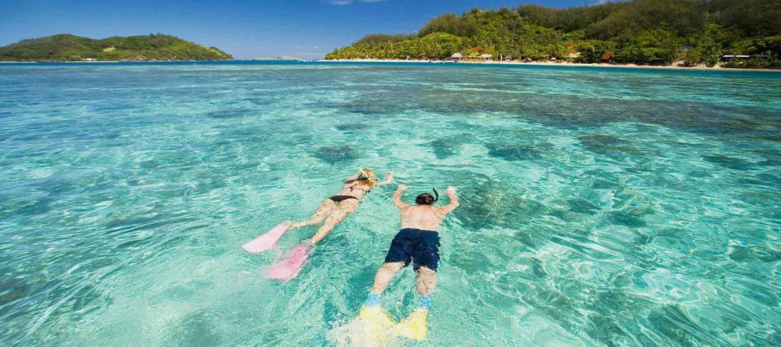 Plongée aux Iles Fidji