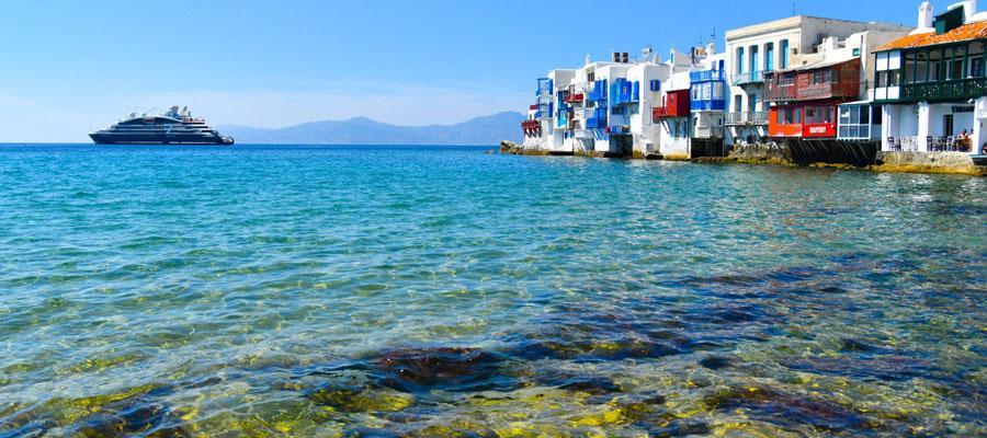 Grèce en croisière
