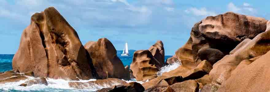 Croisière en voilier aux Seychelles